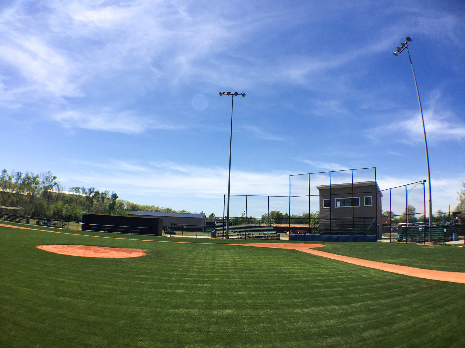 Palmer Field at Dolese Park