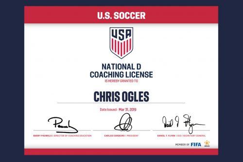 Ogles License